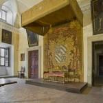 Palazzo dei Principi, Carpegna - la sala del Trono
