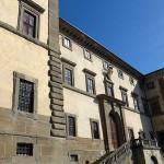 Palazzo dei Principi, Carpegna - la facciata