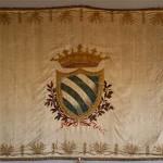 Palazzo dei Principi, Carpegna - lo stemma di famiglia