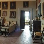 Palazzo dei Principi, Carpegna - la sala Verde