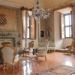 Palazzo dei Principi, Carpegna - la sala Gialla